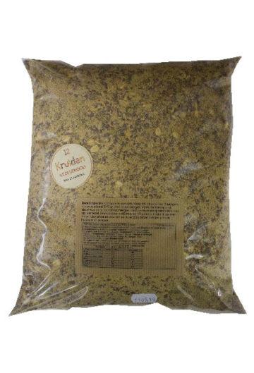 12 kruiden vezelbrood grootverpakking van Noets.