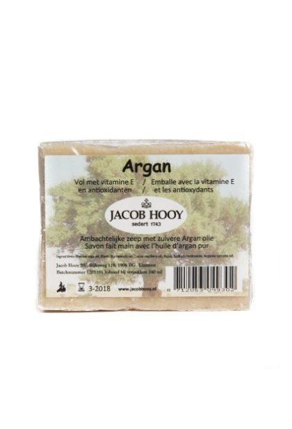 Jacob Hooy zeep Argan bij Noets.