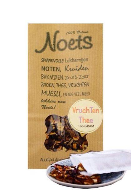 Vruchten thee van Noets, heerlijk en natuurlijk!