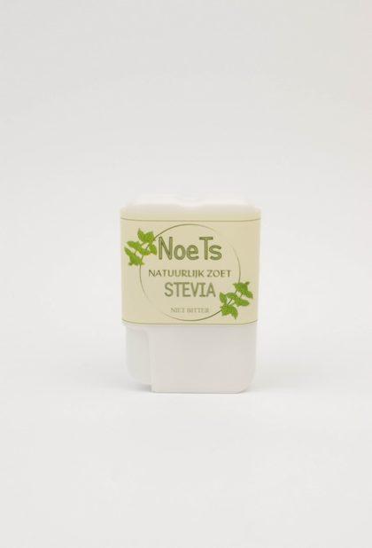 Stevia tabletten van Noets, natuurlijk zoet en niet bitter.