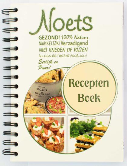 Met het Noets receptenboek maak je eenvoudig en smakelijk de lekkerste producten!